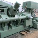Линия для брикетирования стружки: пресс Б6234 + дробилка СК-2М.