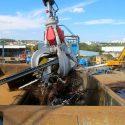 Грейферы HGT для металлолома для экскаваторов массой до 55 тонн
