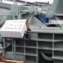 Оборудование для переработки металлолома и металлической стружки, кабеля.